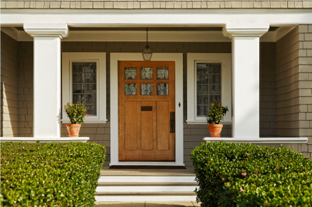 Front Door Styles For Cape Cod Homes Built With Polymer
