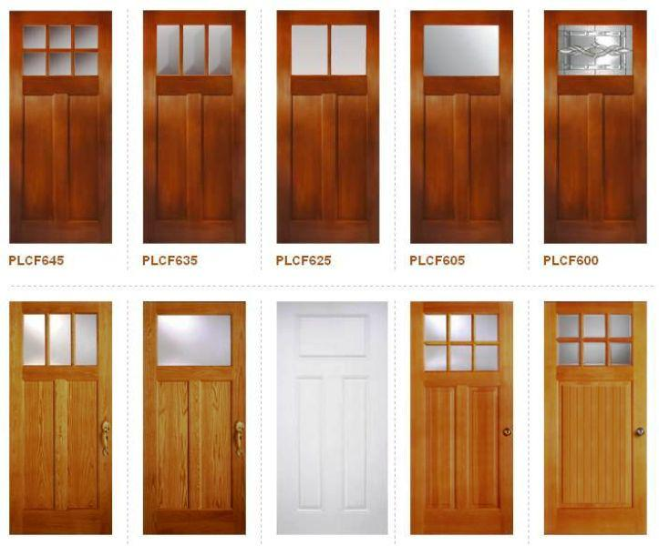 Pictures Of Mission Style Front Doors