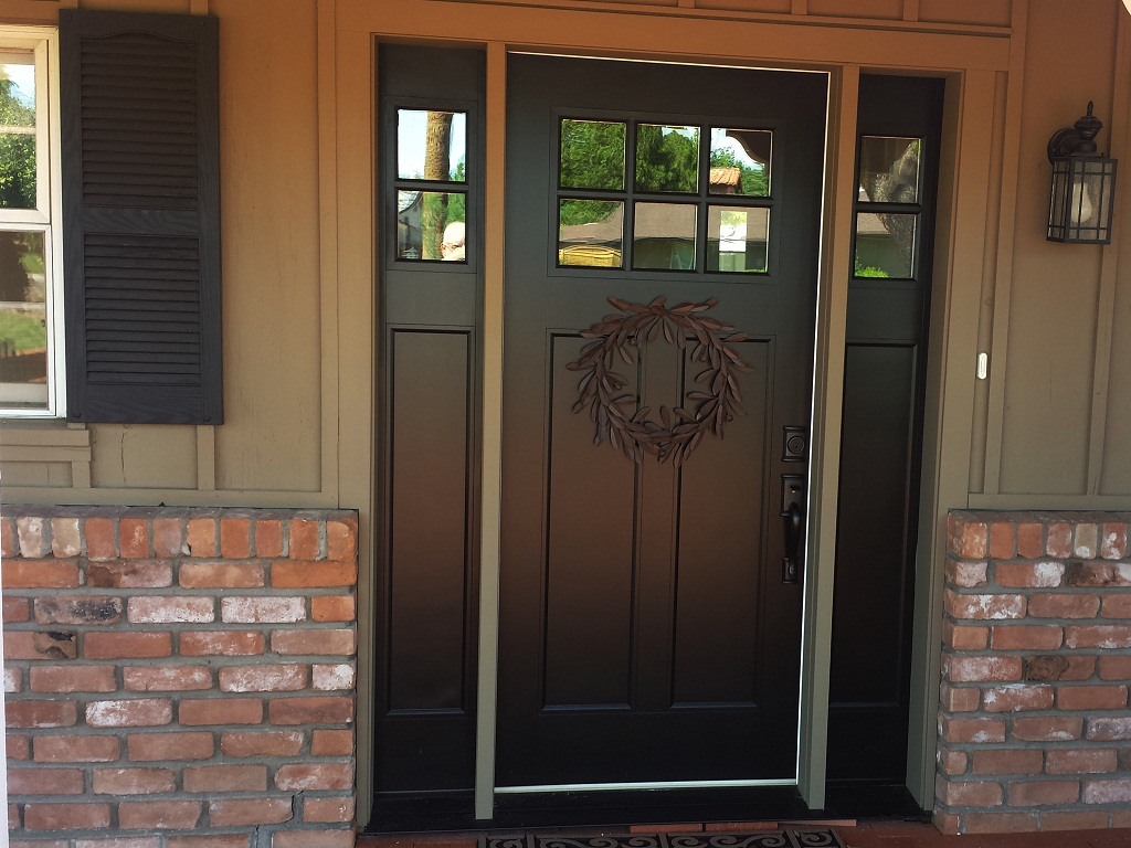 Front Door Sidelights