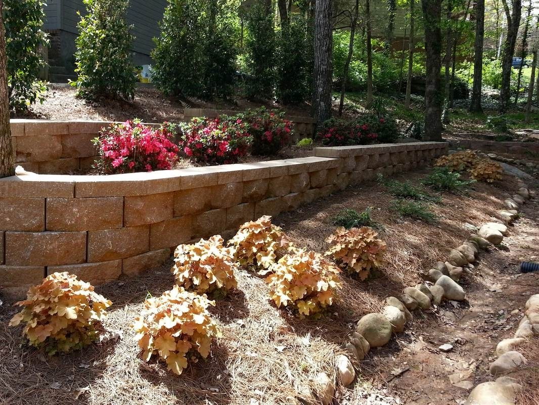 Landscape Railroad Ties — Built With Polymer Design